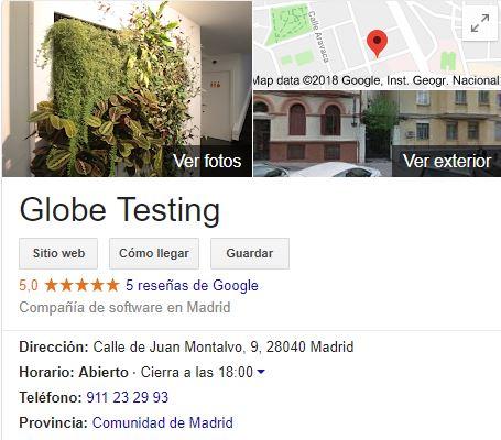globetesting